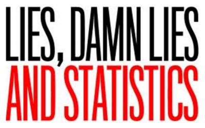 Nyhetsbrev 24 – TEMA: Lögn, förbannad lögn och statistik