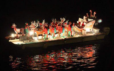 Nyhetsbrev 36 – God Jul och Gott Nytt från Båtfolket!
